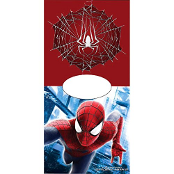 Poncho Beach Algodón 100% Disney Marvel Spiderman 50x100