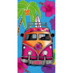 Toalla Playa 127 A SUN&SURF 70x140 ESTAMPADA LITLE