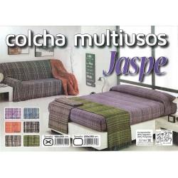 Colcha Multiusos FOULARD CAMA Y SOFÁ Modelo JASPE