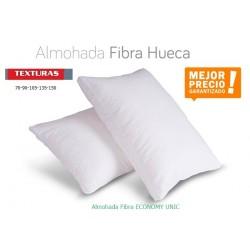 TEXTURAS HOME - Almohada Fibra ECONOMY PILOW ( Varios tamaños disponibles )