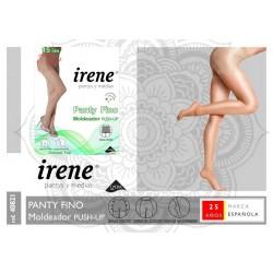 IRENE Pantys y Medias - Panty Fino Moldeador PUSH-UP Control Top Color Scala 40821