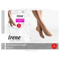 IRENE - ( Pack-3 x 2 pares ) Salvamedias Espuma para mujer TALLA 39-41 Color Scala 2423