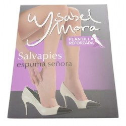 YSABEL MORA - ( Pack 2 pares ) Pinki Salvapié Señora ESPUMA Invisible 17736