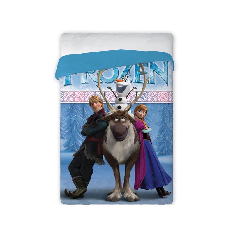 Edredon Nordico Disney.Disney Frozen Edredon Nordico 180x240 Cm Quilt Oficial Reno