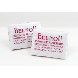 BELNOU - Funda de Almohada...