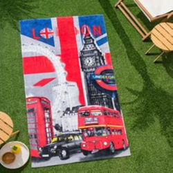 Toalla Playa SUN&SURF 218 London 175X95