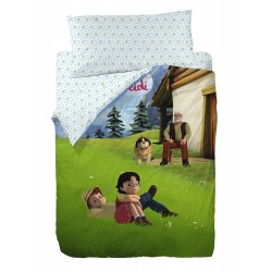 HEIDI- Funda nórdica 3 piezas para cama de 90 cm