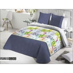 FUNDECO - Bedspread Colcha Verano CHARLI ( Varios tamaños disponibles )