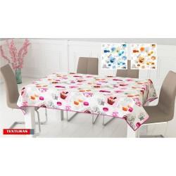 TEXTURAS HOME SECRET - Mantel de mesa MACARON 120110 ( Varios tamaños disponibles )