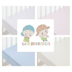 GAMBERRITOS - Sábana Bajera MAXICUNA Adaptable ( Diferentes colores disponibles )