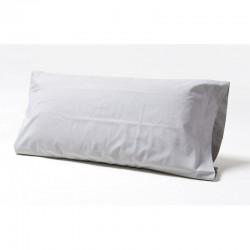 TEXTURAS BASICS - Funda de almohada para Hotel y Apartamentos ECONOMY Blanco ( Varios tamaños disponibles )