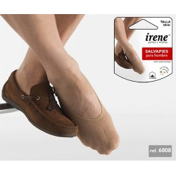 IRENE - ( 3 Pares ) Salvapiés para hombre SIN COSTURAS  ( varias tallas disponibles ) 6808