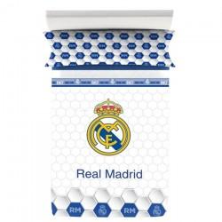 REAL MADRID - Juego de Sábanas 258 MANTEROL Cama de 90 cms.