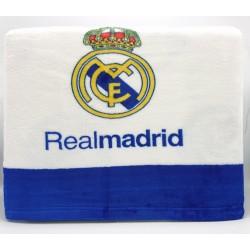MANTEROL - Juego de Sábanas COARLINA Oficial REAL MADRID CF Silk Estadio 498 Cama 90