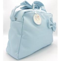 GAMBERRITOS Bolso Maternal LISO 9414 ( Varios colores disponibles )