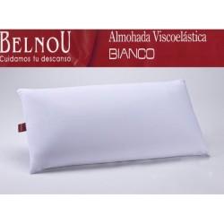 BELNOU - Almohada Viscoelástica BIANCO