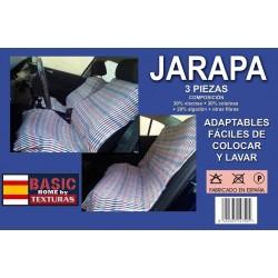 Set Harapas 3 Piezas Classic Automovil TEXTURAS COLOR ÚNICO