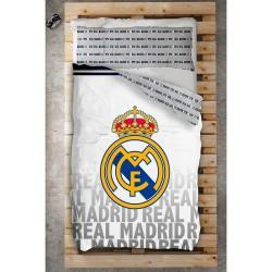 DÚO NÓRDICO - Real Madrid CF2 piezas EMBLEMA