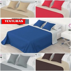 Colcha de Verano Bicolor MIAMI 8382024 ( 5 Colores disponibles )