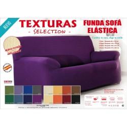 Funda de Sofá Elástica TEXTURAS SELECTION TÚNEZ ( Varios tamaños disponibles )