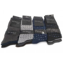 Pack 6 Pares Calcetines Man...