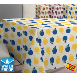 Mantel Antimanchas TEFLON GOLDEN Impermeable ( Tablecloth Anti-Stain Waterproof )