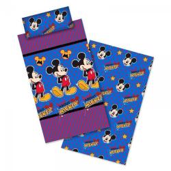 Juego Sábanas Mickey Mouse DISNEY CORAL 90