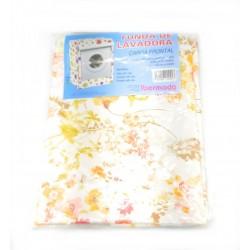 Funda de lavadora Impermeable Multicolor 2 con apertura frontal 85x60x60 cm