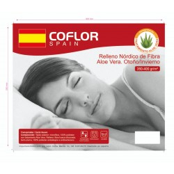 COFLOR SPAIN - Relleno Nórdico Duvet GRAND CONFORT 300 gr Tacto Plumón